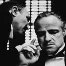 "The Godfather 18""x28"" (45cm/70cm) Canvas Print"