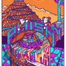 "Phish Concert 8""x12"" (20cm/30cm) Satin Photo Paper Poster"