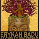 "Erykah Badu Concert 8""x12"" (20cm/30cm) Satin Photo Paper Poster"