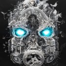 """Borderlands 3 Game 13""""x19"""" (32cm/49cm) Polyester Fabric Poster"""