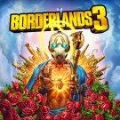"Borderlands 3 Game 18""x28"" (45cm/70cm) Canvas Print"