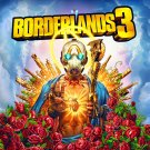 "Borderlands 3 Game 13""x19"" (32cm/49cm) Polyester Fabric Poster"