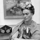 "Frida Kahlo 8""x12"" (20cm/30cm) Satin Photo Paper Poster"