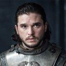 """Game of Thrones Jon Snow 18""""x28"""" (45cm/70cm) Canvas Print"""