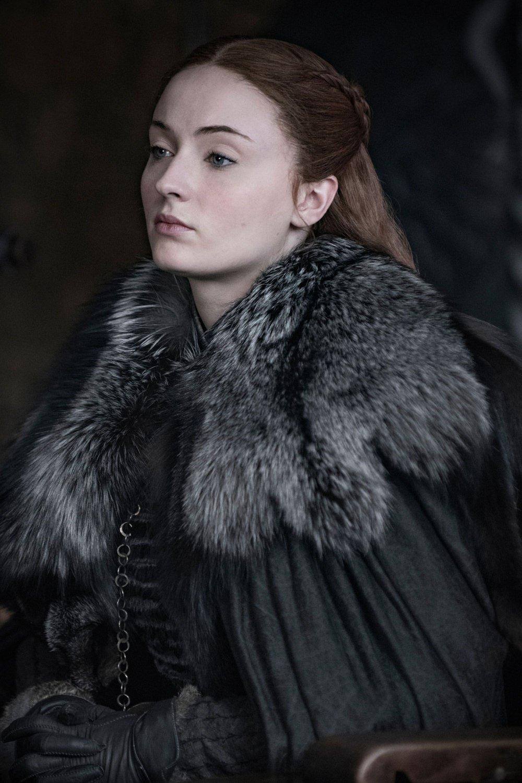 "Game of Thrones Sansa Stark 18""x28"" (45cm/70cm) Canvas Print"