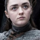 "Game of Thrones Arya Stark 8""x12"" (20cm/30cm) Satin Photo Paper Poster"