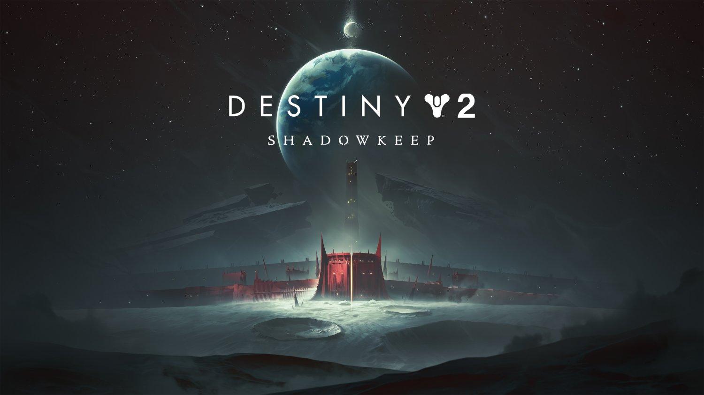 "Destiny 2 Shadowkeep 18""x28"" (45cm/70cm) Canvas Print"