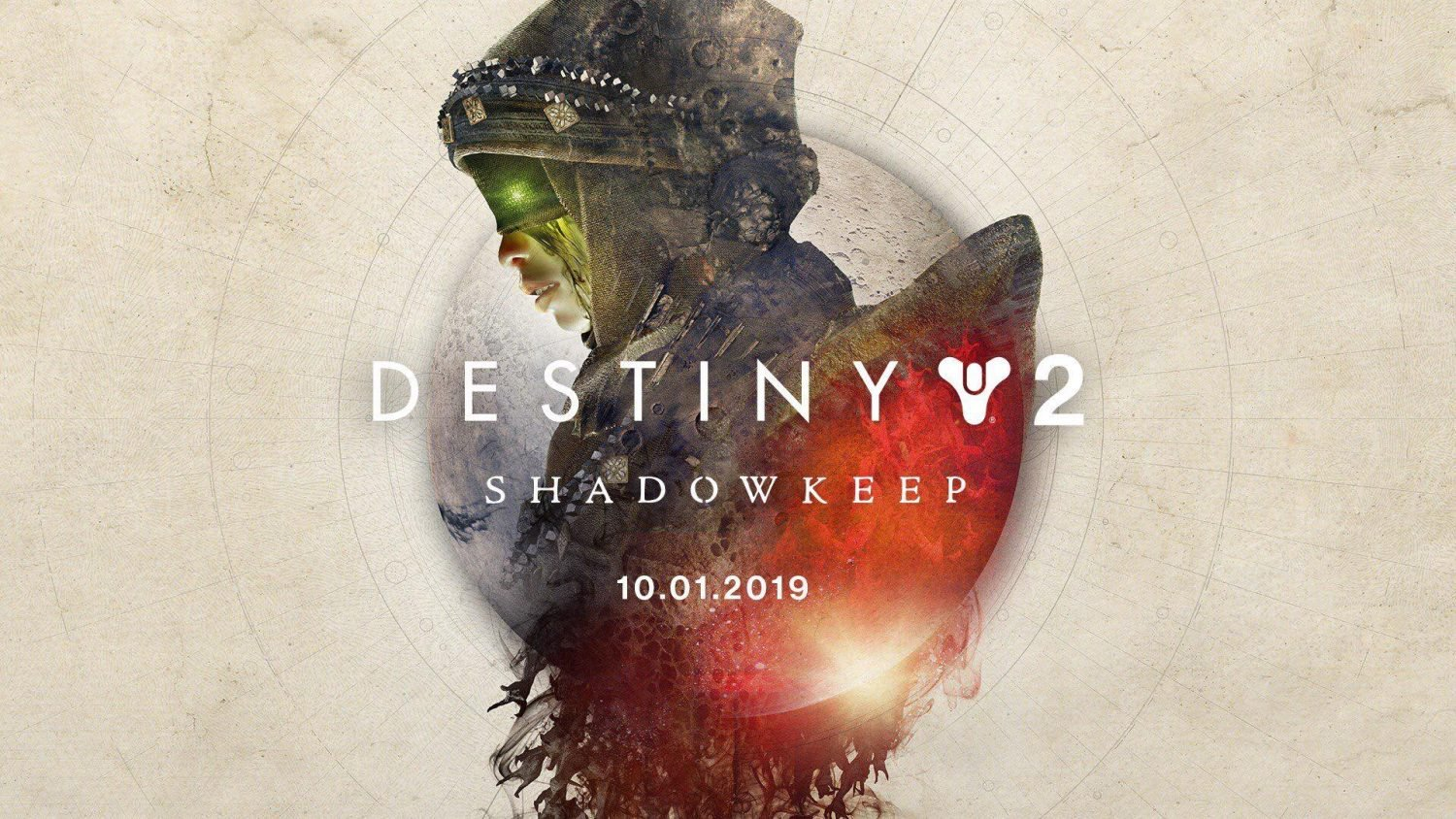 "Destiny 2 Shadowkeep Eris Morn 18""x28"" (45cm/70cm) Canvas Print"