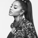 "Ariana Grande 8""x12"" (20cm/30cm) Satin Photo Paper Poster"