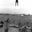 "Eddie Vedder Pearl Jam   24""x35"" (60cm/90cm) Canvas Print"