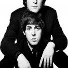 "John Lennon  Paul McCartney 24""x35"" (60cm/90cm) Canvas Print"