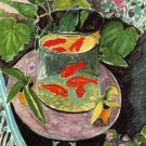 "Henri Matisse The Goldfish 13""x19"" (32cm/49cm) Polyester Fabric Poster"