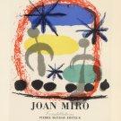 "Joan Miro Constellations Berggruen Paris 8""x12"" (20cm/30cm) Satin Photo Paper Poster"