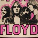 """Pink Floyd Paramount Theatre Concert Tour 18""""x28"""" (45cm/70cm) Canvas Print"""