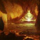 """Diablo 4 24""""x35"""" (60cm/90cm) Canvas Print"""