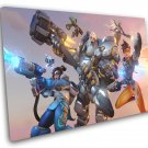 "Overwatch 2 14""x20"" (35cm/51cm) Canvas Print"