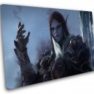 "World of Warcraft Shadowlands 14""x20"" (35cm/51cm) Canvas Print"