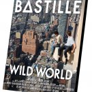 "Bastille Wild World 14""x20"" (35cm/51cm) Canvas Print"