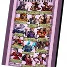 """How Disney Villains Celebrate Oktoberfest 14""""x20"""" (35cm/51cm) Canvas Print"""