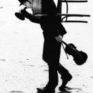 "Tom Waits 18""x28"" (45cm/70cm) Canvas Print"