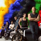 "F9 Fast and Furious 9 John Cena Vin Diesel 24""x35"" (60cm/90cm) Canvas Print"