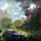 """The Division 2 Warlords of New York Aaron Keener 24""""x35"""" (60cm/90cm) Canvas Print"""