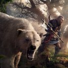 "Assassin's Creed Valhalla 18""x28"" (45cm/70cm) Canvas Print"
