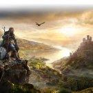 "Assassin's Creed Valhalla 24""x35"" (60cm/90cm) Canvas Print"