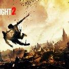 """Dying Light 2 18""""x28"""" (45cm/70cm) Poster"""