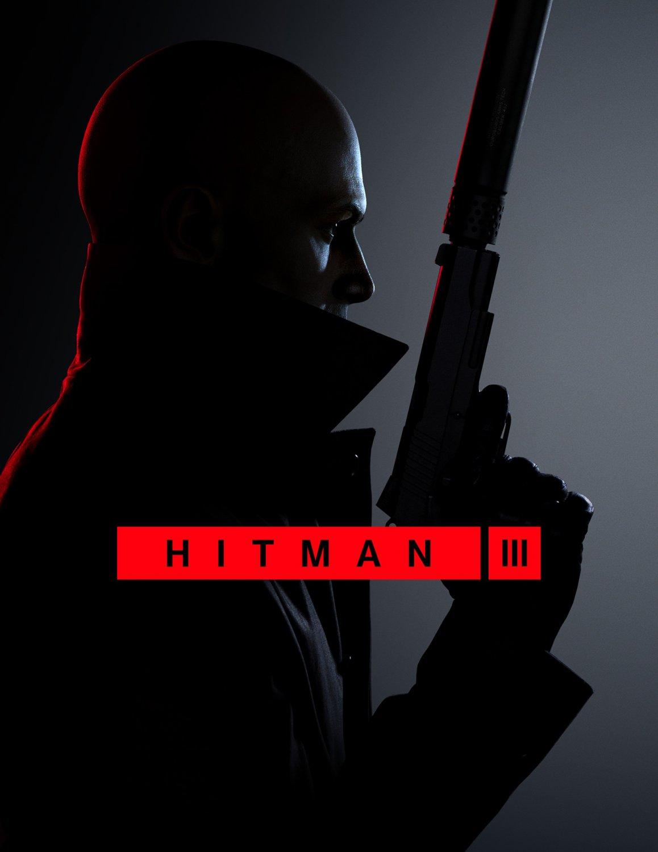 "Hitman 3 Agent 47 18""x28"" (45cm/70cm) Canvas Print"