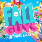 """Fall Guys Ultimate Knockout 24""""x35"""" (60cm/90cm) Canvas Print"""