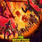 """The Suicide Squad 2021 24""""x35"""" (60cm/90cm) Canvas Print"""