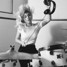 """Lady Gaga 24""""x35"""" (60cm/90cm) Canvas Print"""