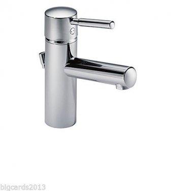 Brizo 65014LF-PC Quiessence Chrome Single Hole Lavatory Faucet 034449603041