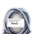 "Suncraft PSH5980 Personal Shower Hose w/ Stretch feature 59"" to 80"" Stainless"