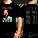 King Of Leon World Tour Dates Black Concert T Shirt to 3XL A10