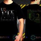 U2 The Joshua Tree Tour Dates 2017 Black Concert T Shirt to 3XL A19