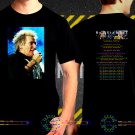 Rod Stewart Tour Dates Black Concert T Shirt to 3XL A22
