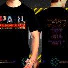 Paul McCartney Tour Dates Black Concert T Shirt to 3XL A24