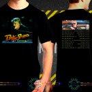 Bob Seger Tour Date 2017  Black Concert T Shirt S to 3XL A28