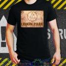 Linkin Park One More Light Tour Date 2017  Black Concert T Shirt S to 3XL A34