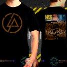 Linkin Park One More Light Tour Date 2017  Black Concert T Shirt S to 3XL A37
