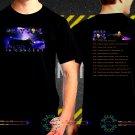 Billy Joel Tour Date 2017  Black Concert T Shirt S to 3XL A44