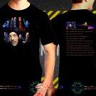 Billy Joel Tour Date 2017  Black Concert T Shirt S to 3XL A45