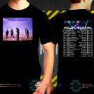 Imagine Dragons Evolve Tour Date 2017  Black Concert T Shirt S to 3XL A51