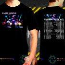 Imagine Dragons Evolve Tour Date 2017  Black Concert T Shirt S to 3XL A52