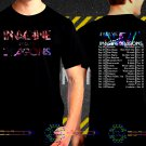 Imagine Dragons Evolve Tour Date 2017  Black Concert T Shirt S to 3XL A53