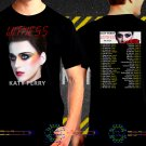 Katy Perry Witness Tour Date 2017  Black Concert T-Shirt S to 3XL KP3