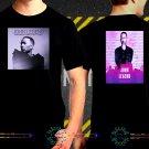 John Legend Darkness and Light Tour Date 2017  Black Concert T-Shirt S to 3XL JL2