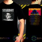 The Weeknd Tour Date 2017  Black Concert T-Shirt S to 3XL TheW9